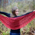 Silky Fairy Shawl