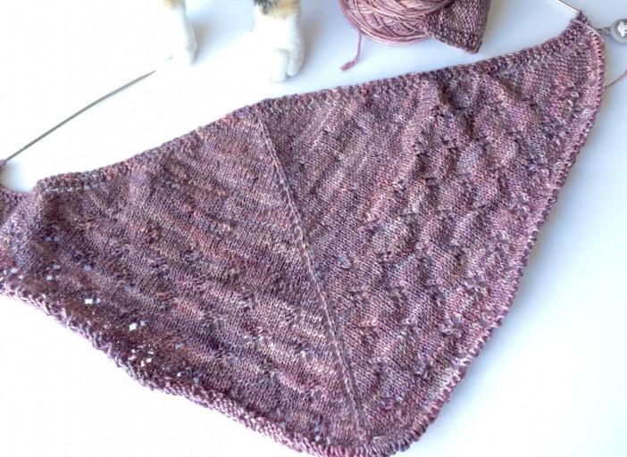 Storm shawl