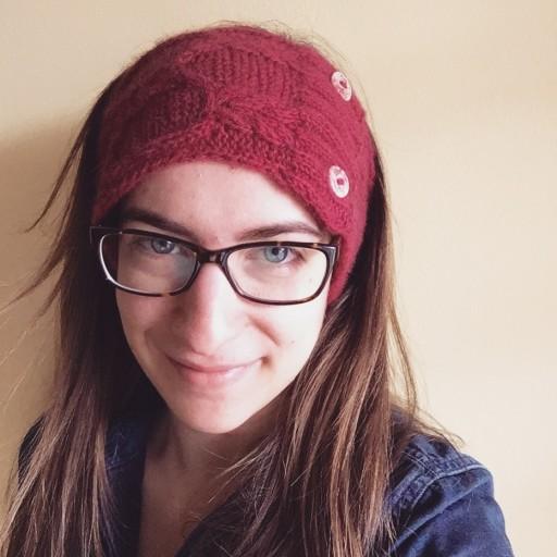 Gabrielle Vézina headband