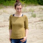 Grain of Sand Sweater knitting pattern