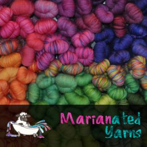 Marianated Yarns
