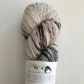 Zed Cashmerino by Yarn Indulgences