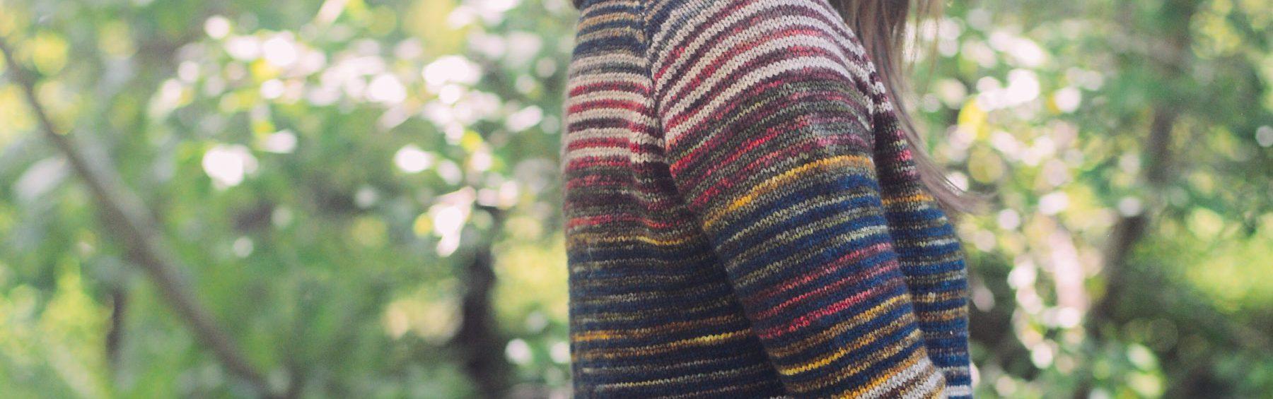 Lineage Sweater Knitting Pattern
