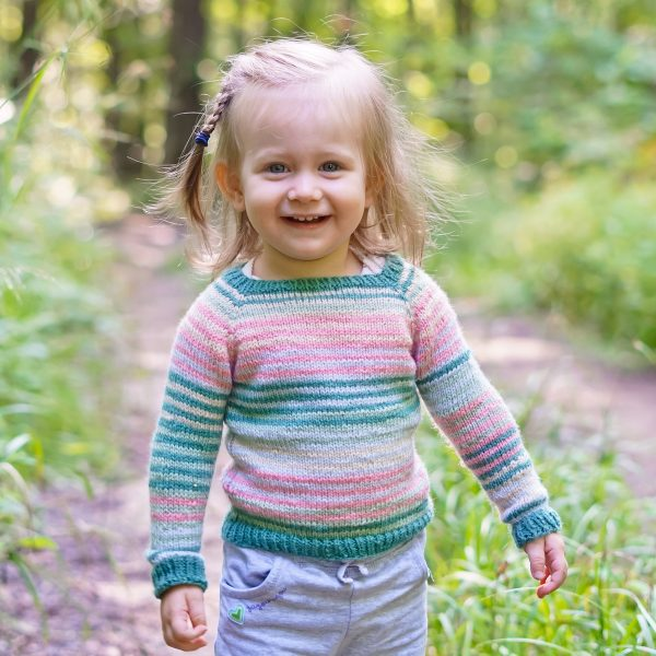Tiny Lineage Sweater and more knitting patterns
