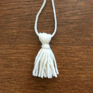 Tutorial: how to make tassels