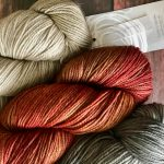 Yarn Review: Bloomsbury DK by The Yarn Collective