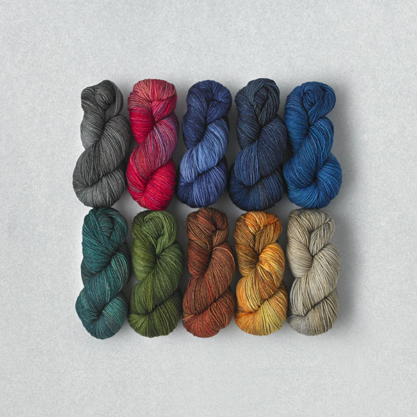 Bloomsbury DK par The Yarn Collective