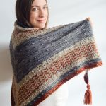 Lionheart Shawl Knitting Pattern