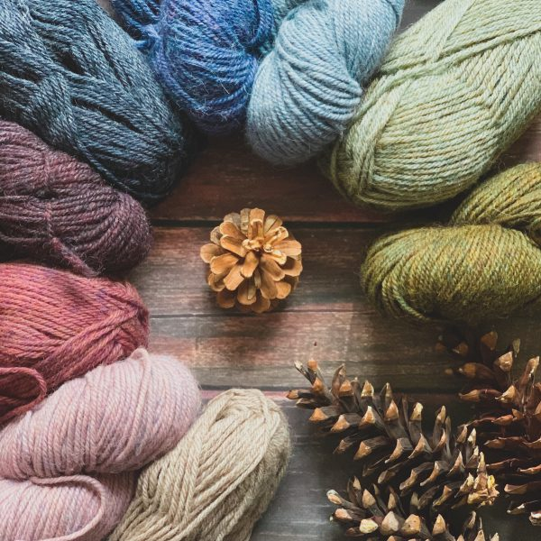 How to knit a temperature blanket or scarf? Tutorial and free knitting pattern!